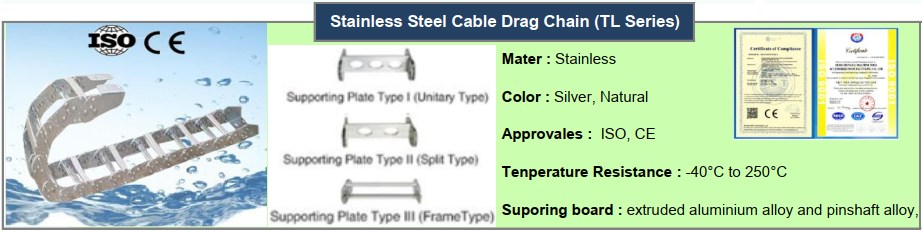 cable chain steel